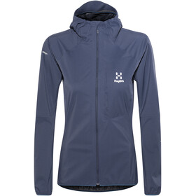 Haglöfs W's L.I.M Proof Jacket Tarn Blue